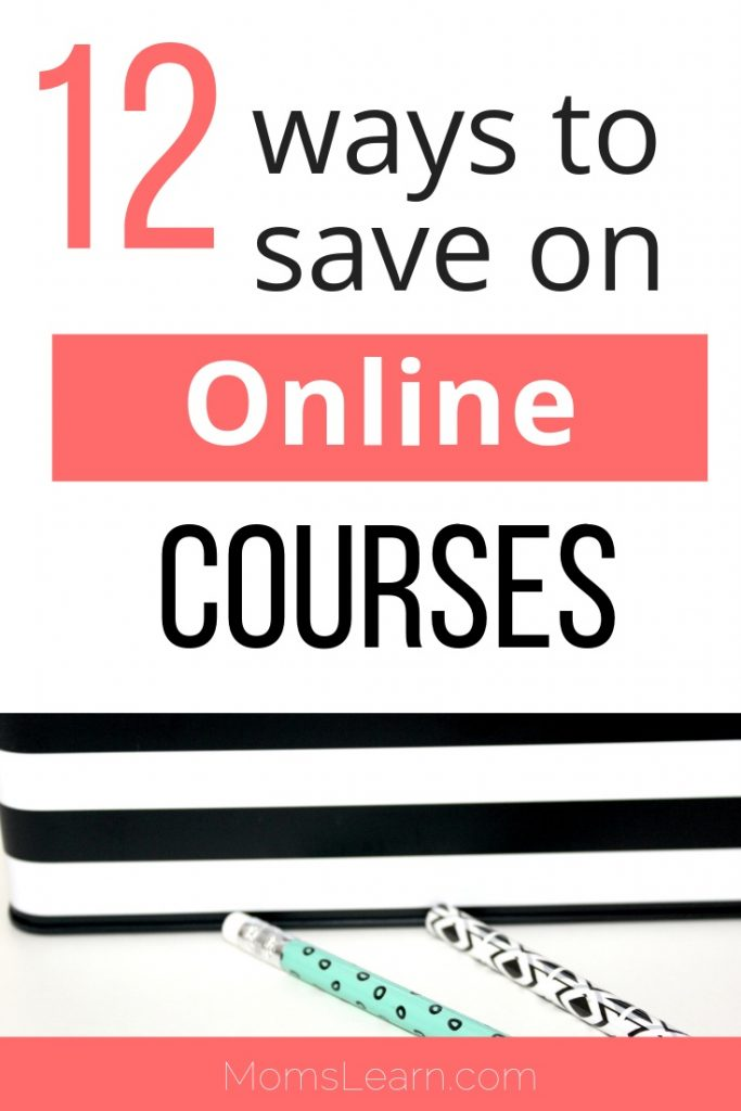 12 Ways to Save Money on Online Courses